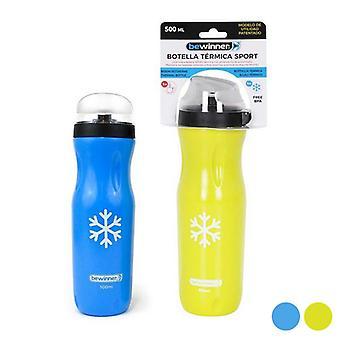 Thermal Bottle Bewinner Sport 2 Push/750 ml