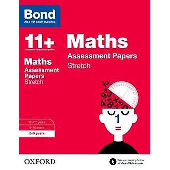 Bond 11 Maths Stretch Papers by Down & FrancesPrimrose & AlisonLindsay & SarahMorrison & KarenBond 11