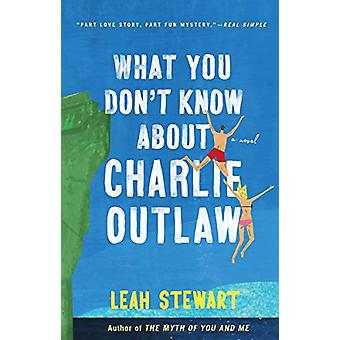 What You Don't Know About Charlie Outlaw by Leah Stewart - 9780735214