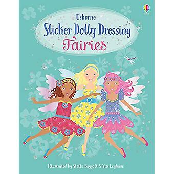 Adesivo Dolly Dressing Fairies por Leonie Pratt - 9781474973373 Livro