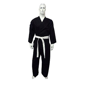 Dragon Karate Uniform Black 8 Oz