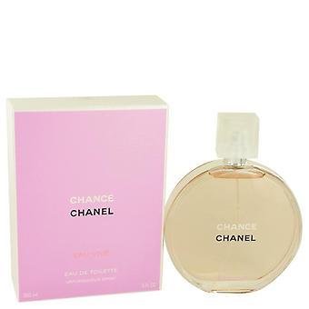 Chance Eau Vive Eau De Toilette Spray By Chanel 5 oz Eau De Toilette Spray