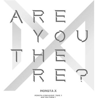 Monsta X - Vol.2 Take.1 : Are You There? (Random Cover) [CD] USA import