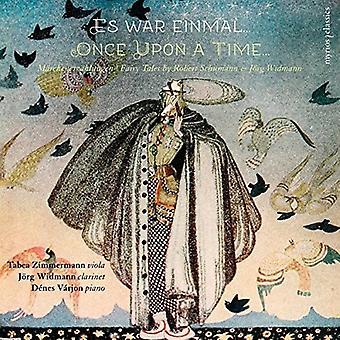 Widmann / Widmann / Varjon - Es War Einmal [CD] USA import