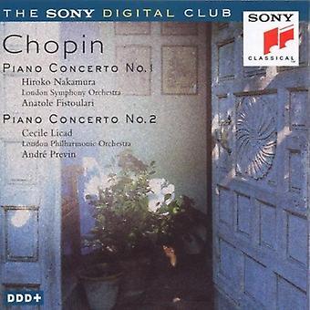 Piano Ctos [CD] USA import