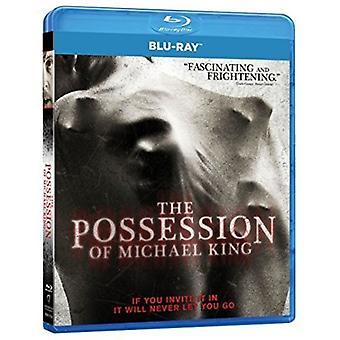 Possession of Michael King [BLU-RAY] USA import