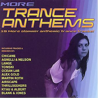More Trance Anthems [CD] USA import