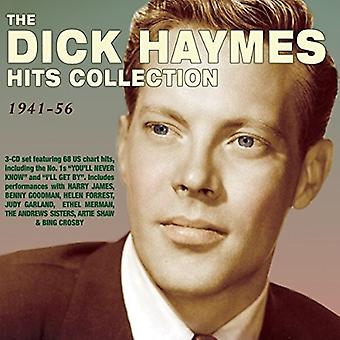 Dick Haymes - Haymes Dick-träffar Collection1941-56 [CD] USA import