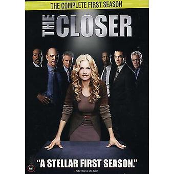 Closer - Closer: Season 1 [DVD] USA import