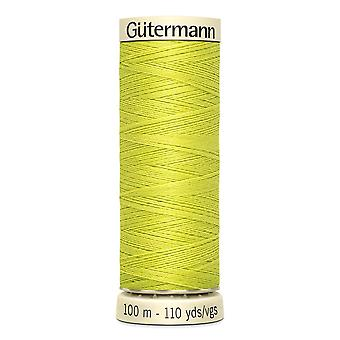Gutermann Sew-all 100% Polyester Thread 100m Hand and Machine Colour Code  - 334