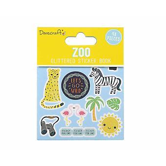 Dovecraft Zoo Sticker Book