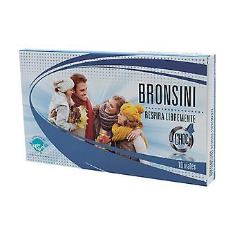 MontStar Bronsini Choc 10 injektiopulloa