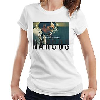 Narcos Boss Of All Bosses Women's T-Shirt