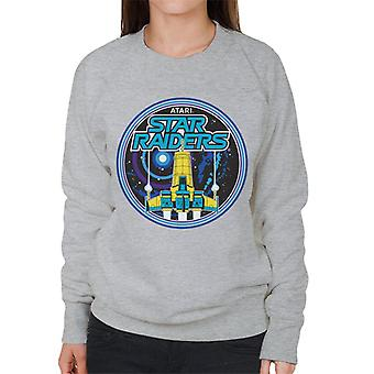 Atari Star Raiders Retro Women's Sweatshirt