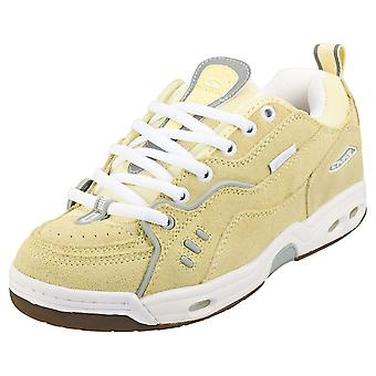 Globe Ct-iv Classic Womens Skate Trainers in Banana Split