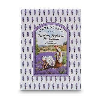 Lavender Scented Sachet for Drawers 1 unit