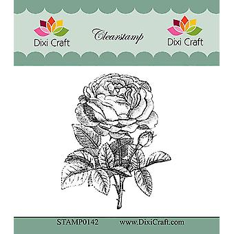 Dixi Craft Botanical Collection 8 Clear Stamp