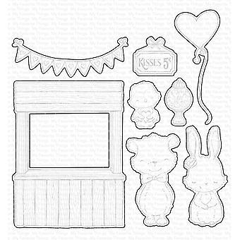 My Favorite Things Kissing Booth Die-namics