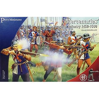 "Perry Miniatures ""Mercenaries"" European Infantry 1450-1500"