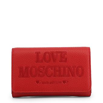 Love moschino jc5646p women's removable shoulder strap clutch bag