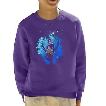 Inosuke Hashibira Kimetsu No Yaiba Kid's Sweatshirt