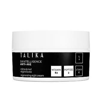 Talika Skintelligence Anti-age Regenerating Night Cream 50 ml voor vrouwen
