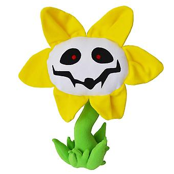 25cm Undertale Plush Toys - Flowey Stuffed Toys For Kids Or For Gifts Purpose