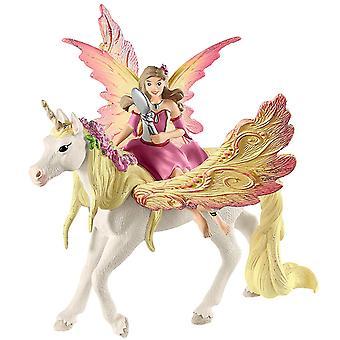 Schleich Bayala - Feya and Pegasus Enhörning