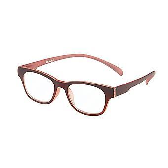 قراءة نظارات Unisex Wayline-القرد قوة الأحمر +2.50 (le-0167C)