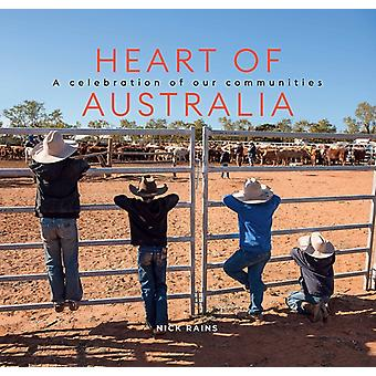 Heart of Australia by Rains & Nick
