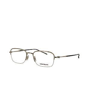 Montblanc MB0131O 001 Silver Glasses