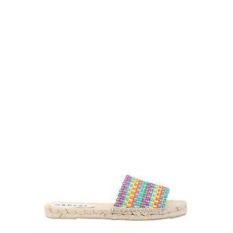 Manebí D00xrafrai Women's Multicolor Canvas Sandals
