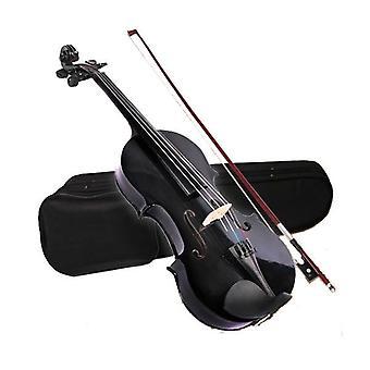 Violine + Case + Bogen + Rosin Ganzes Set