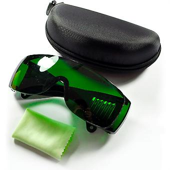 340-1250nm Protective Goggles for Laser Cutting Machines with Case