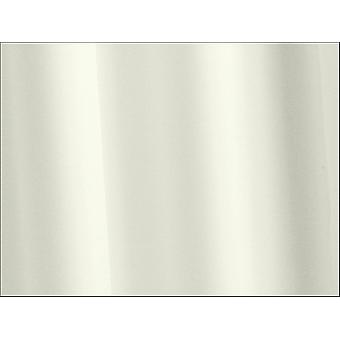 Croydex Polypropylene Shower Curtain Ivory AF159017