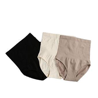 Bragas con cintura alta 3-pack (XXXL)