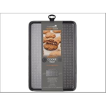 Kitchen Craft Master Class Crusty Bake Non Stick Cookie Tray KCMCCB3