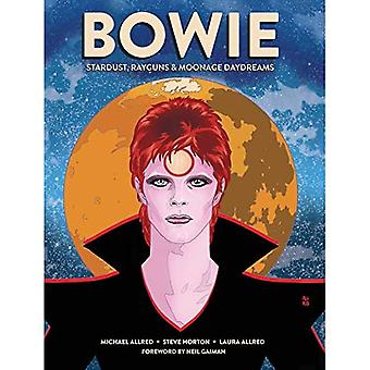 BOWIE: Stardust, Rayguns e Moonage Daydreams (Insight Comics)