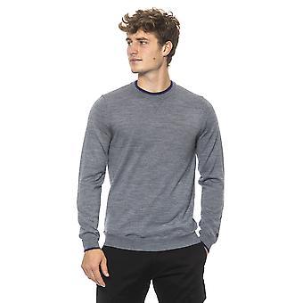 Grey pullover - 39 MASQ men