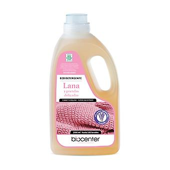 Ecodetergent Wool and delicate garments None