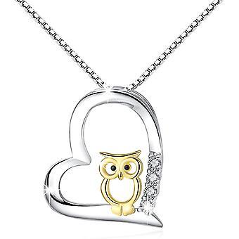 Jewellery for Women Gifts for Girls Owl Neckalce Pendant for girls