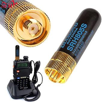 Dual Band Female Antenna Uhf+vhf Srh805s