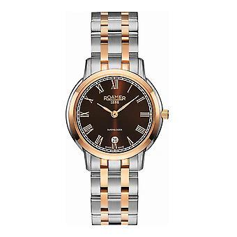 Roamer Superslender 515811490550 Women's Watch