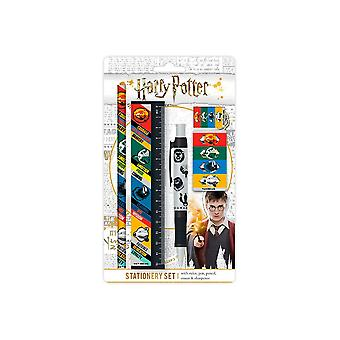Harry Potter House Traits Stationery Set