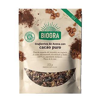 Crispy Oatmeal with Pure Cocoa 325 g