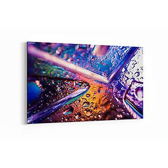 Schilderij - Abstract , trendy — 100x70cm