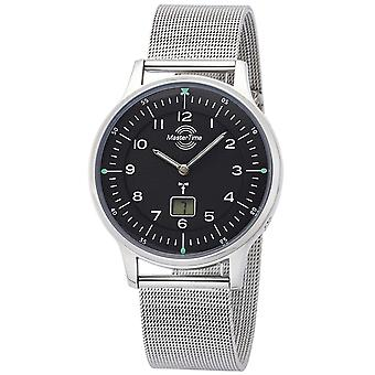 Mens Watch Master Time MTGS-10656-61M, Quartz, 42mm, 5ATM