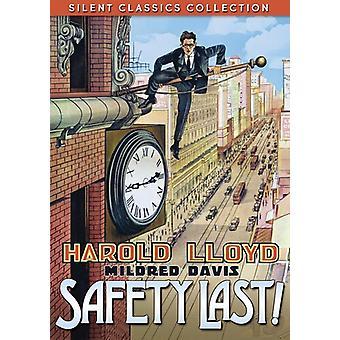 Turvallisuuden viimeinen [DVD] USA tuonti