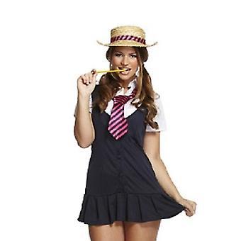 Sexy naughty meninas uniforme escolar