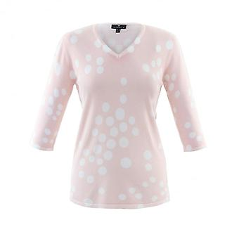 MARBLE Marble Pink Sweater 6009